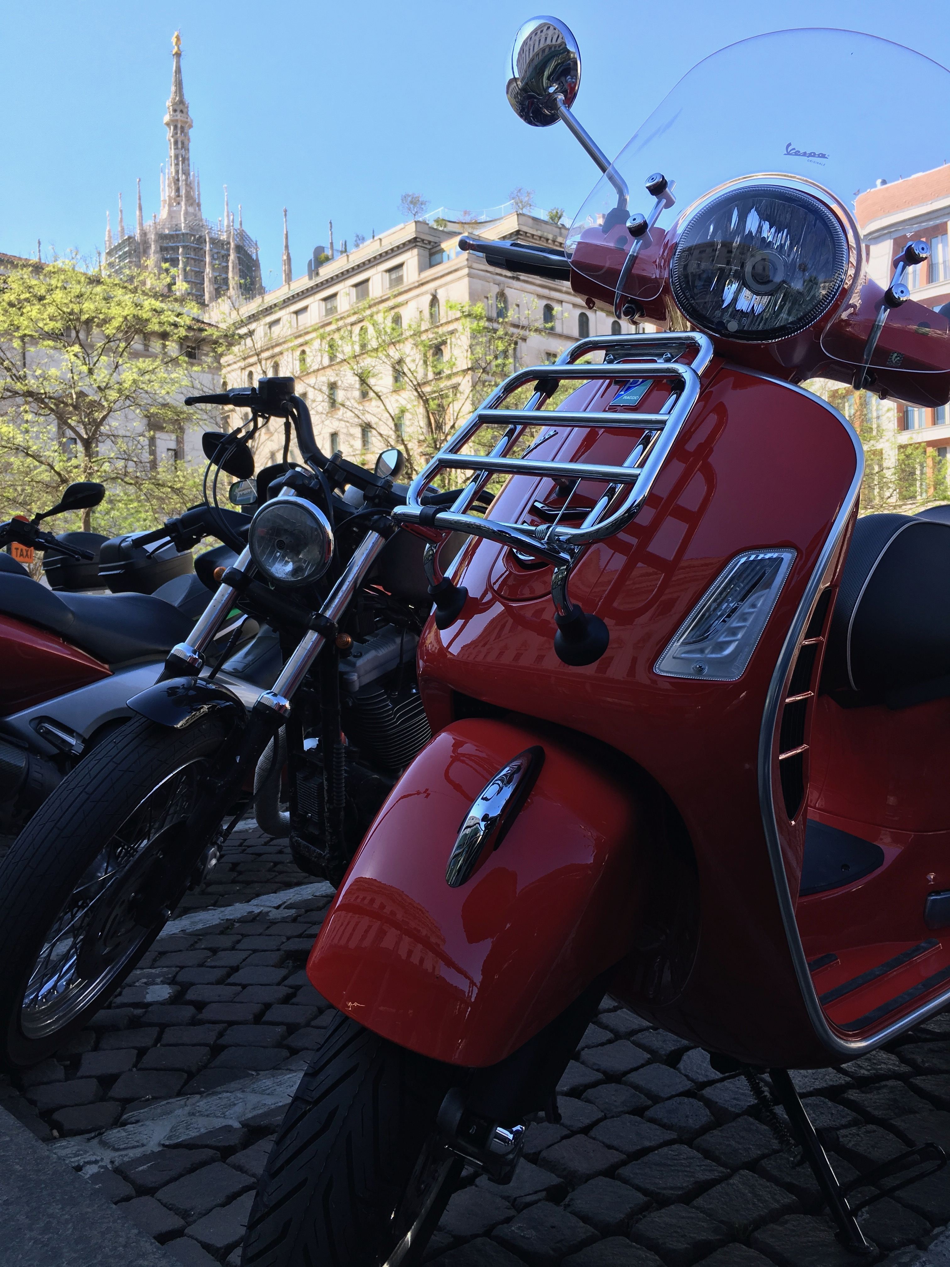 Riding a Vespa and the power of intercultural training